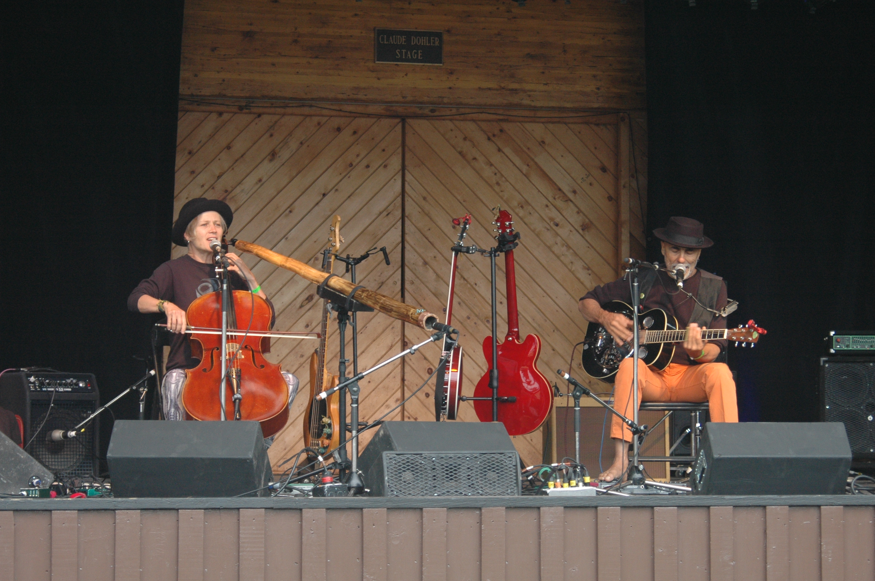 Jennis at Midsummer Festival, Smithers BC, 2016